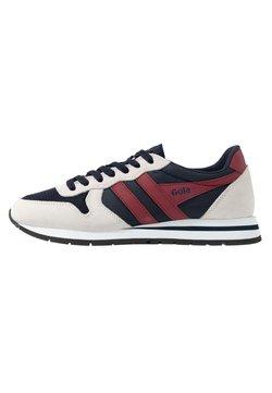 Gola - DAYTONA - Sneakers laag - navy/white/deep red