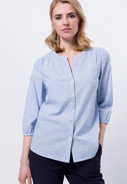zero - Bluse - viola blue