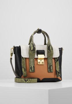 3.1 Phillip Lim - PASHLI MINI SATCHEL - Torebka - green/multi