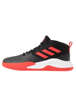 adidas Performance - OWNTHEGAME WIDE - Trainings-/Fitnessschuh - core black/active red/footwear white