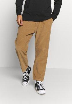 Kaotiko - PANT SWING BOB PANA - Pantaloni - brown