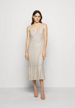 Lauren Ralph Lauren - TULIP DRESS - Suknia balowa - sparkling champagner