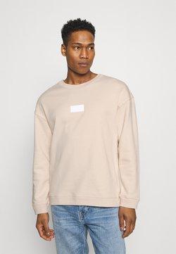 adidas Originals - SILICON CREW UNISEX - Sweatshirt - halo ivory