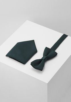 Only & Sons - ONSTRENT BOW TIE BOX HANKERCHIEF SET - Einstecktuch - scarab