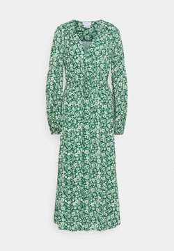 Ghost - ELIZA DRESS - Freizeitkleid - green print