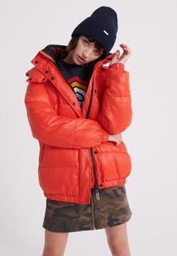 Superdry - DOUDOUNE ASTRID - Winterjacke - apple red
