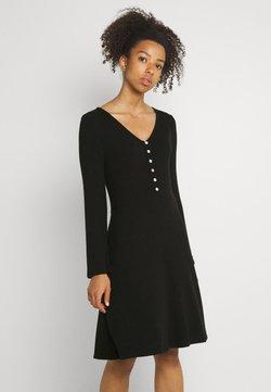 Object - OBJBARBARA DRESS - Korte jurk - black