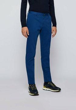 BOSS - C-GENIUS - Kostymbyxor - dark blue