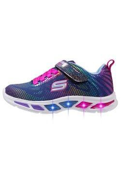 Skechers - LITEBEAMS - Sneaker low - navy/multicolor