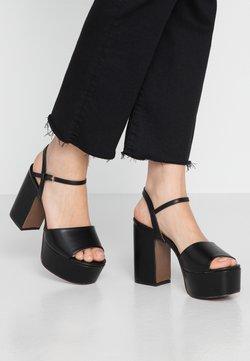 Even&Odd - Sandaletter - black