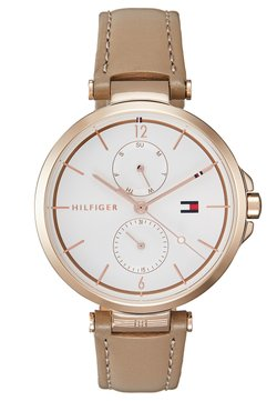 Tommy Hilfiger - ANGELA - Montre - taupe
