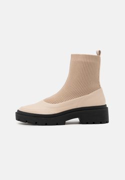 Nly by Nelly - CHELSEA BOOT - Stiefelette - beige