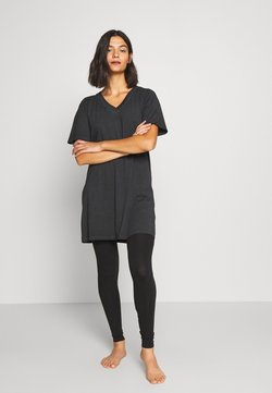 ONLY - ONLLISE OVERSIZE WASHED SET - Nachtwäsche Set - black