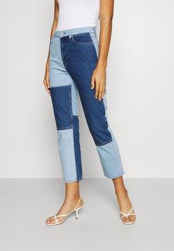 Trendyol - LACIVERT - Jeans baggy - navy