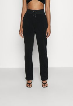 Juicy Couture - DEL RAY  - Jogginghose - black