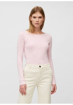 Marc O'Polo - LONG SLEEVE - Langarmshirt - mutli/breezy lilac