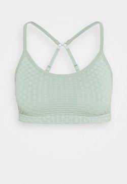 Cotton On Body - WORKOUT YOGA CROP - Sport BH - mint