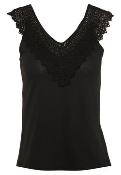 ONLY - VICTORIA - Top - black