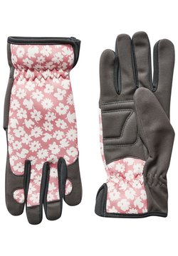 Next - FLORAL PRINT GARDENING - Fingerhandschuh - pink