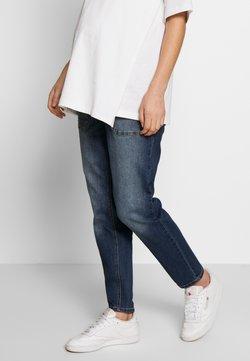 MAMALICIOUS - MLCELIA BOYFRIEND JEANS  - Relaxed fit jeans - medium blue denim