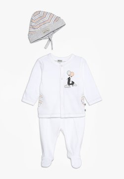 Jacky Baby - LUFTBALLON SET - Mütze - off white