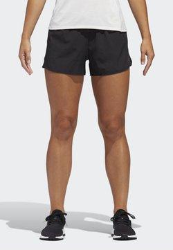 adidas Performance - SUPERNOVA SATURDAY SHORTS - Pantalón corto de deporte - black