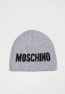 MOSCHINO - HAT UNISEX - Muts - grey melange