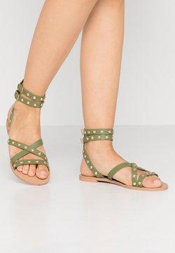 RAID - EVETTA - Sandals - khaki