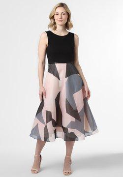 Marie Lund - Cocktailkleid/festliches Kleid - rosa schwarz