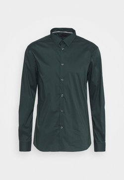 CELIO - MASANTAL SLIM FIT - Businesshemd - dark green