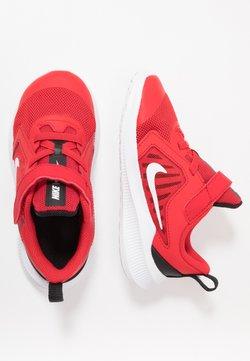 Nike Performance - DOWNSHIFTER 10 - Juoksukenkä/neutraalit - universe red/white/black
