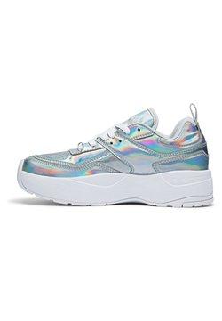 DC Shoes - E.TRIBEKA PLATFORM X X-GIRL  - Sneakers laag - MULTI