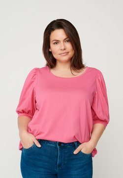 Zizzi - Bluse - pink