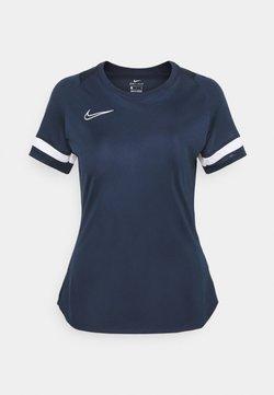 Nike Performance - DRY ACADEMY 21 - T-paita - obsidian/white