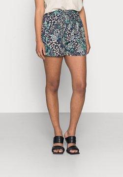 Vero Moda Petite - VMHANNAH - Shorts - navy blazer/hannah