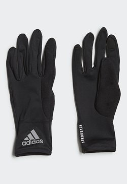 adidas Performance - GLOVES A.RDY - Fingerhandschuh - black/black/refsil