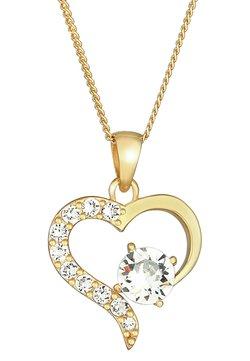 Elli - HEART  - Halsband - gold