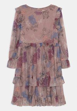 Anaya with love - RUFFLE HEM LONG SLEEVE DRESS - Cocktailkleid/festliches Kleid - mauve romantic