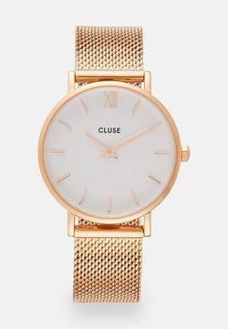 Cluse - MINUIT - Uhr - rose gold-coloured/white