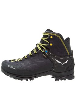 Salewa - RAPACE GTX - Mountain shoes - night black/kamille