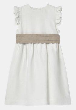 Twin & Chic - PERLA - Cocktailkleid/festliches Kleid - white