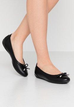 Geox - CHARLENE - Klassischer  Ballerina - black
