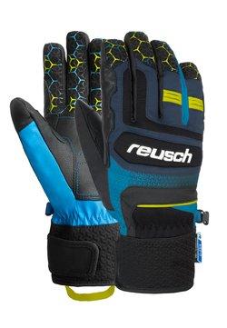 Reusch - Fingerhandschuh - blck/dress blu/saf yellow