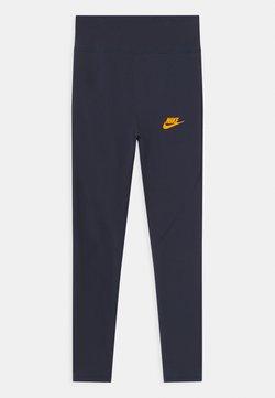 Nike Sportswear - FAVORITES - Leggingsit - obsidian/university gold