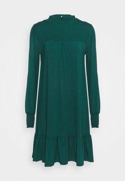 Dorothy Perkins Tall - BLACKSHIRRED DRESS - Vestido ligero - green