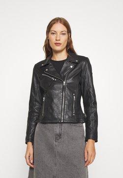 Gipsy - PASJA - Leren jas - black