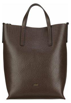 Abro - JULIE  - Shopping Bag - dark brown