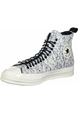 Converse - Sneakers high - white/black/egret