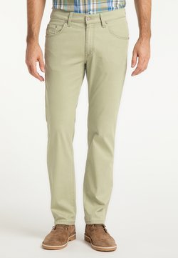 Pioneer Authentic Jeans - RANDO AUTHENTIC LINE - Straight leg jeans - green