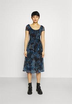 Desigual - KAI - Vestido informal - blue